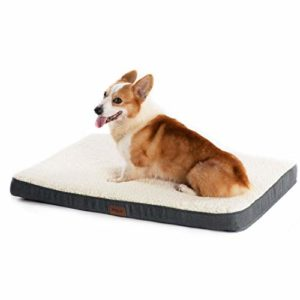 bedsure m/l/xl orthopedic dog mattress Bedsure Orthopedic Dog Mattress (M, 76 x 51 x7.6cm) for Small, Medium Pets Up To 23 KG – Foam Dog Bed Cushion Pillow/Mat… Bedsure MLXL Orthopedic Dog Mattress 0 300x300
