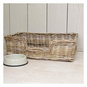 bliss and bloom wicker dog bed basket large Bliss and Bloom Wicker Dog Bed Basket LARGE Bliss and Bloom Wicker Dog Bed Basket LARGE 0 300x300