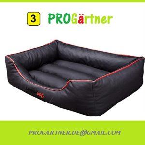 hobbydog cordura comfort dog bed, 3x-large, black/red piping HOBBYDOG Cordura Comfort Dog Bed, 3X-Large, Black/Red Piping HOBBYDOG Cordura Comfort Dog Bed 3X Large BlackRed Piping 0 300x300