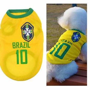 home holic dog costume world cup dog jersey football t-shirt national soccer dog shirt for puppy cat cute soft summer outfit Home Holic Dog Costume World Cup Dog Jersey Football T-shirt National Soccer Dog Shirt for Puppy Cat Cute Soft Summer… Home Holic Dog Costume World Cup Dog Jersey Football T shirt National Soccer Dog Shirt for Puppy Cat Cute Soft Summer Outfit 0 300x300