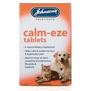 johnsons veterinary products calm eze Johnsons Veterinary Products Calm Eze 19-0195 Johnsons Veterinary Products Calm Eze 0 300x300
