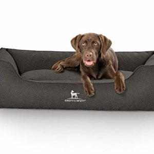 knuffelwuff 14063-003 dog bed crispino with hand-woven character m-l 85 x 63 cm black Knuffelwuff Velour Dog Bed Crispino with Hand-Woven Material Look M-L Small 85 x 63cm Black Knuffelwuff 14063 003 Dog Bed Crispino with Hand Woven Character M L 85 x 63 cm Black 0 300x300
