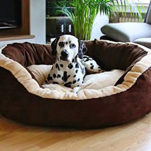 knuffelwuff dog bed heaven s to xxlextra soft padded Knuffelwuff Dog Bed Heaven S – M 80 x 70cm Extra Soft Padded Knuffelwuff Dog Bed Heaven S to XXLExtra Soft Padded 0 300x300