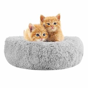 lontg calming pet bed cushion fluffy plush cat bed puppy donut cuddle bed cozy pet nest pet sofa round basket bed sleeping bed mat for small medium dogs cats kitten non-slip bottom washable 55cm LONTG Calming Cat Bed Dog Bed Donut Pet Bed Fluffy Plush Pet Bed Cushion Cuddle Cozy Pet Nest Pet Sofa Round Basket Bed… LONTG Calming Pet Bed Cushion Fluffy Plush Cat Bed Puppy Donut Cuddle Bed Cozy Pet Nest Pet Sofa Round Basket Bed Sleeping Bed Mat For Small Medium Dogs Cats Kitten Non Slip Bottom Washable 55cm 0 300x300