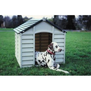 large strong durable plastic dog cats pets kennel / winter house Large Strong Durable Plastic Dog Cats Pets Kennel / Winter House Large Strong Durable Plastic Dog Cats Pets Kennel Winter House 0 300x300