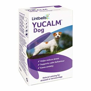 lintbells yumove dog supplement Lintbells | YuMOVE Dog | Essential Hip and Joint Supplement for Stiff Dogs Aged 7 to 8 Lintbells YuMOVE Dog Supplement 0 300x300