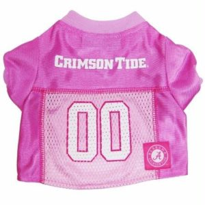 mirage alabama crimson tide jersey for dogs and cats Mirage Alabama Crimson Tide Jersey for Dogs and Cats, X-Small, Pink Mirage Alabama Crimson Tide Jersey for Dogs and Cats 0 300x300