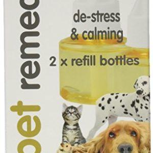 pet remedy natural de-stress and calming refill pack, 40 ml, pack of 2 Pet Remedy Natural De-Stress and Calming Refill Pack, 40 ml, Pack of 2 Pet Remedy Natural De Stress and Calming Refill Pack 40 ml Pack of 2 0 300x300