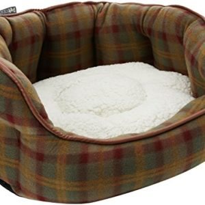 petface country check oval dog bed Petface Country Check Oval Dog Bed Petface Country Check Oval Dog Bed 0 300x300