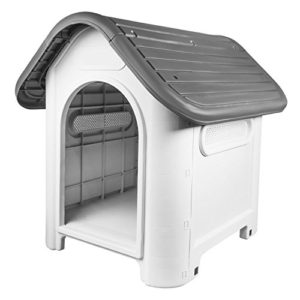 raygar plastic dog cat kennel house weatherproof for indoor and outdoor pet shelter, grey RayGar Plastic Dog Cat Kennel House Weatherproof for Indoor and Outdoor Pet Shelter – Grey RayGar Plastic Dog Cat Kennel House Weatherproof For Indoor And Outdoor Pet Shelter Grey 0 300x300