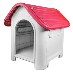 raygar plastic dog cat kennel house weatherproof for indoor and outdoor pet shelter - red RayGar Plastic Dog Cat Kennel House Weatherproof for Indoor and Outdoor Pet Shelter – Red RayGar Plastic Dog Cat Kennel House Weatherproof for Indoor and Outdoor Pet Shelter Red 0 300x300