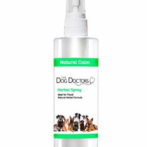 the dog doctors natural herbal calming spray - ideal pet calming remedy for on the go travel or when friends visit! 240ml The Dog Doctors Herbal Calming Spray – Ideal Pet Remedy Dog Calming Solution For On The Go Travel Or In Times Of Need… The Dog Doctors Natural Herbal Calming Spray Ideal Pet Calming Remedy For On The Go Travel Or When Friends Visit 240ML 0 300x300