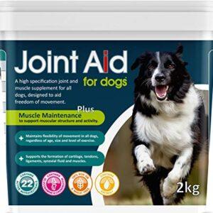 gwf joint aid for dogs GWF Joint Aid For Dogs Food Supplement, 2 kg GWF Joint Aid for Dogs 0 300x300