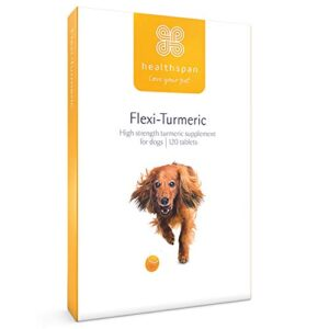 healthspan flexi-turmeric for dogs 120 tablets | vitamin c & brewers' yeast | 400mg high-grade turmeric | pet health Healthspan Flexi-Turmeric For Dogs 120 Tablets | Vitamin C & Brewers' Yeast | 400mg High-Grade Turmeric | Pet Health Healthspan Flexi Turmeric For Dogs 120 Tablets Vitamin C Brewers Yeast 400mg High Grade Turmeric Pet Health 0 300x300