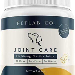 petlab co. joint care chews for dogs | packed essential vitamins to promote optimum dog hip and joint health | glucosamine, salmon fish oil omega-3 fatty acids, turmeric Petlab Co. Joint Care Chews for Dogs | Packed Essential Vitamins To Promote Optimum Dog Hip and Joint Health… Petlab Co Joint Care Chews for Dogs Packed Essential Vitamins To Promote Optimum Dog Hip and Joint Health Glucosamine Salmon Fish Oil Omega 3 Fatty Acids Turmeric 0 300x300