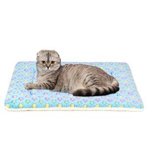 anbiwangluo dog&cat blankets pet soft sleep mat 4size 4color ANBIWANGLUO Dog&Cat Blankets Pet Soft Sleep Mat 4 Size 4 Color(Small,Blue ANBIWANGLUO DogCat Blankets Pet Soft Sleep Mat 4Size 4Color 0 300x300
