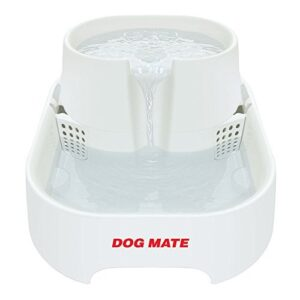 dog mate large fresh water drinking fountain for dogs and cats 2 x Dog Mate Large Fresh Water Drinking Fountain for Dogs and Cats Dog Mate Large Fresh Water Drinking Fountain for Dogs and Cats 0 300x300