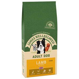 james wellbeloved dog food adult dog food James Wellbeloved Complete Dry Adult Large Breed Dog Food Lamb and Rice, 4 kg James Wellbeloved Dog Food Adult Dog Food 0 300x300