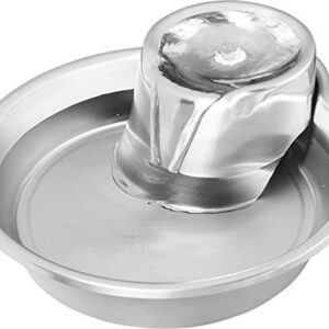 pioneer pet drinking fountain big max design, stainless steel Pioneer Pet Drinking Fountain Big Max Design, Stainless Steel Pioneer Pet Drinking Fountain Big Max Design Stainless Steel 0 300x300