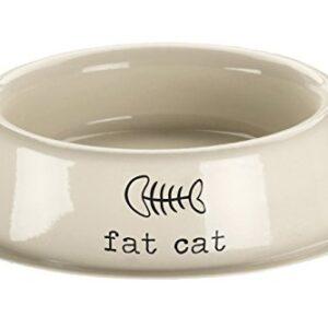 """premier housewares adore pets """"fat cat"""" bowl, cream, 0.4 litre Premier Housewares Adore Pets Fat Cat Bowl, 0.4 L – Cream Premier Housewares Adore Pets Fat Cat Bowl Cream 04 Litre 0 300x300"""