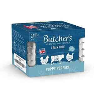 butcher's puppy wet dog food tin cans grain free Butcher's Puppy Wet Dog Food Tin Cans Grain Free Butchers Puppy Wet Dog Food Tin Cans Grain Free 0 300x300