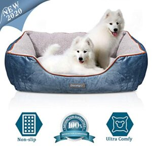 docatgo dog bed plush dog bed for cats and medium dogs, pet bed with removable washable cover, dog basket comfort bed Docatgo Dog Bed Plush Dog Bed for Cats and Medium Dogs, Pet Bed with Removable Washable Cover, Dog Basket Comfort Bed… Docatgo Dog Bed Plush Dog Bed for Cats and Medium Dogs Pet Bed with Removable Washable Cover Dog Basket Comfort Bed 0 300x300