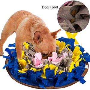 freesoo snuffle mat for dogs pet feeding mat puppy training pad puzzle toys FREESOO Snuffle Mat for Dogs Boredom Dog Puzzle Toy Puppy Brain Training Pad Pet Feeding Mat Dog Treat Feeder Toy (Grey) FREESOO Snuffle Mat for Dogs Pet Feeding Mat Puppy Training Pad Puzzle Toys 0 300x300