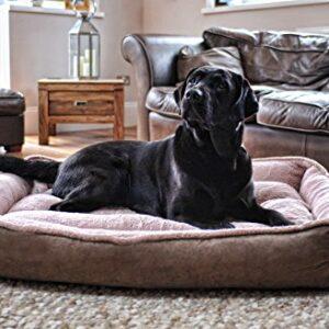 fleece cradle dog bed Fleece Cradle Dog Bed Size Extra Large XL Fleece Cradle Dog Bed 0 300x300