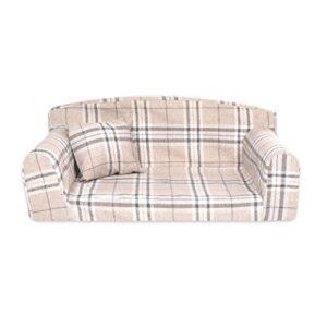 gleneagles designer dog bed sofa, very stylish pet bed, 3 sizes, 4 colours in tartan design Gleneagles Designer Dog Bed Sofa, Very Stylish Pet Bed, 3 sizes, 4 colours In Tartan Design (Small 82 x 46 x 34 cm… Gleneagles Designer Dog Bed Sofa Very Stylish Pet Bed 3 sizes 4 colours In Tartan Design 0 300x300