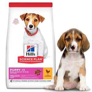 hill's science plan puppy small and mini dry dog food chicken flavour 1.5kg Hill's Science Plan Puppy Small And Mini Dry Dog Food Chicken Flavour 1.5kg Hills Science Plan Puppy Small And Mini Dry Dog Food Chicken Flavour 15kg 0 300x300