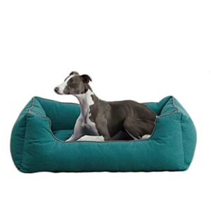 mc.pig soft washable cat and dog bed-waterproof oxford dog basket bed for small and medium sized cats and dogs, soft warm wool dog hug bed, padded lounge with non-slip waterproof base MC.PIG SOFT WASHABLE CAT AND DOG BED-Waterproof Oxford Dog Basket Bed for Small and Medium Sized Cats and Dogs, Soft… MCPIG SOFT WASHABLE CAT AND DOG BED Waterproof Oxford Dog Basket Bed for Small and Medium Sized Cats and Dogs Soft Warm Wool Dog Hug Bed Padded Lounge with Non Slip Waterproof Base 0 300x300