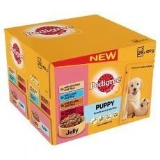 pedigree pouch jelly puppy 24x100g Pedigree Pouch Jelly Puppy 24x100g Pedigree Pouch Jelly Puppy 24x100g 0