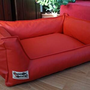 similpelle dog bed/sofa artificial leather 70 cm x 50 cm Similpelle Dog Bed/Sofa Artificial Leather 70 cm X 50 cm Similpelle Dog BedSofa Artificial Leather 70 cm X 50 cm 0 300x300