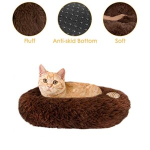 slowton pet calming bed, donut cuddler nest warm soft plush dog cat cushion with cozy sponge non-slip bottom for small medium pets snooze sleeping indoor, machine washable 15.7in/19.7in/23.6in/27.56in SlowTon Pet Calming Bed, Donut Cuddler Nest Warm Soft Plush Dog Cat Cushion with Cozy Sponge Non-Slip Bottom for Small… SlowTon Pet Calming Bed Donut Cuddler Nest Warm Soft Plush Dog Cat Cushion with Cozy Sponge Non Slip Bottom for Small Medium Pets Snooze Sleeping Indoor Machine Washable 157in197in236in2756in 0 300x300
