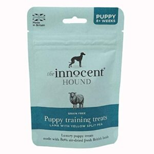 the innocent pet care company puppy training treats - lamb with yellow split pea treats for dogs 70g The Innocent Pet Care Company Puppy Training Treats – Lamb with Yellow Split Pea Treats for Dogs 70g The Innocent Pet Care Company Puppy Training Treats Lamb with Yellow Split Pea Treats for Dogs 70g 0 300x300
