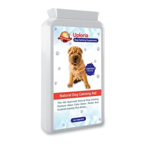 uploria pet world calming tablets for dogs   120 chicken flavoured tablets   the fast acting anxiety tablets for dogs are a natural de-stress and calming sedatives for dogs   uk manufactured. Uploria Pet World Calming Tablets For Dogs   120 Chicken Flavoured Tablets   The Fast Acting Anxiety Tablets For Dogs… Uploria Pet World Calming Tablets For Dogs 120 Chicken Flavoured Tablets The Fast Acting Anxiety Tablets For Dogs Are A Natural De Stress And Calming Sedatives For Dogs UK Manufactured 0 300x300